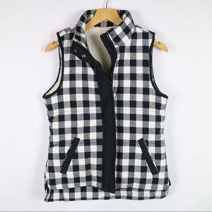 Telluride Clothing Co buffalo plaid checkered vest